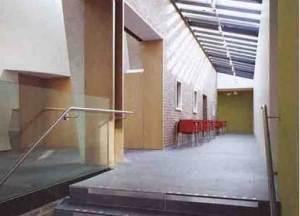 Corridor at Lumen