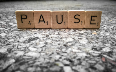 The Therapeutic Pause: On Completion