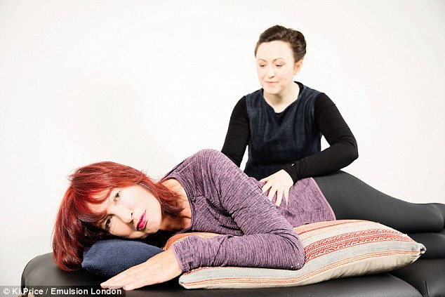 When Janet Street-Porter met Naomi the Rolfer… and the Rolfing Magic Happened